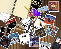 mac wall by coolcatkilla