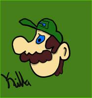 Luigi by coolcatkilla