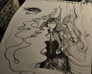Exhale Vapour Magic by ElysiumSpectre