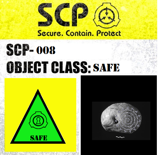 Scp-008 Sign By SCP-CIM-Founder On DeviantArt