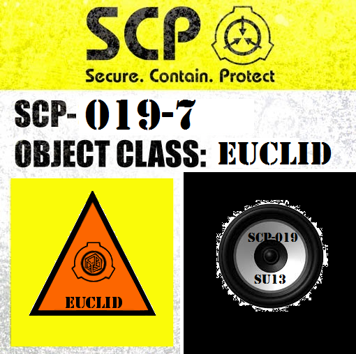 SCP-019-7 Sign By SCP-CIM-Founder On DeviantArt