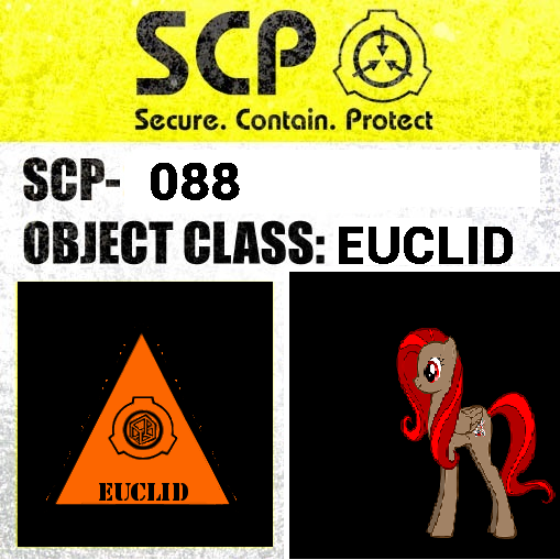 Scp-088 SIGN By SCP-CIM-Founder On DeviantArt