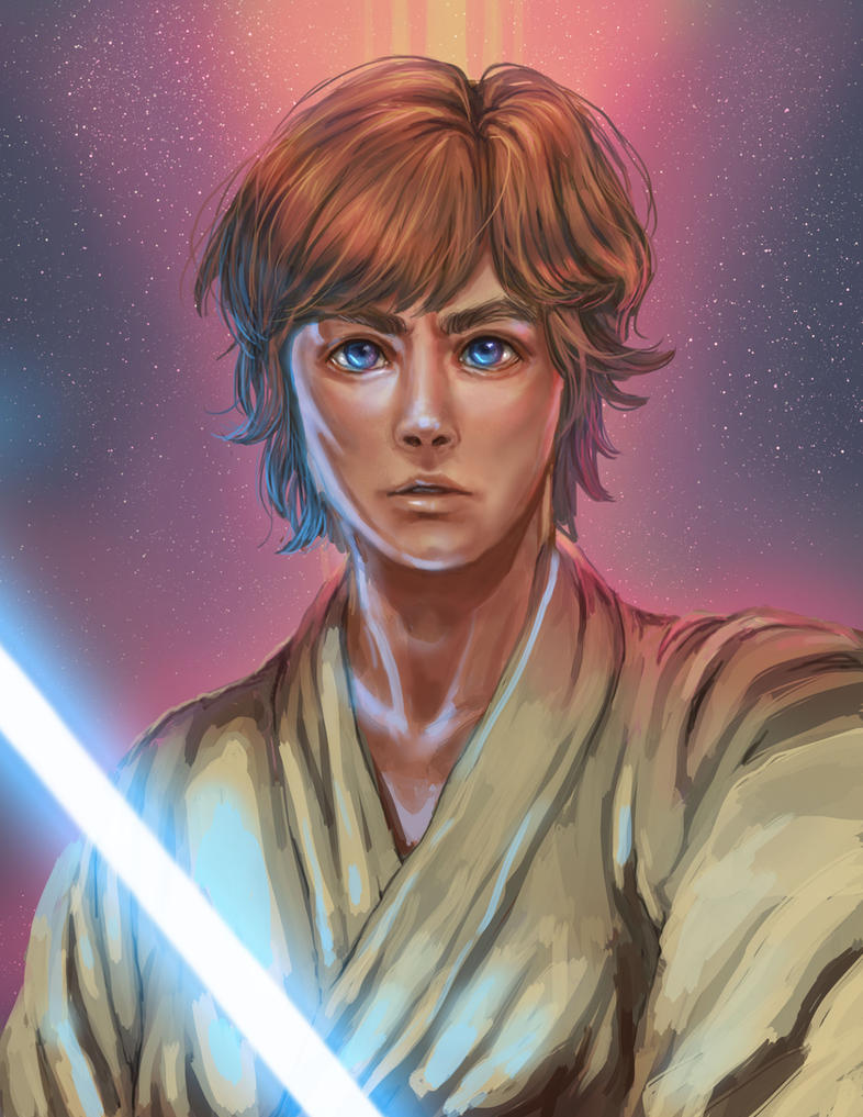 young skywalker by Aurellien