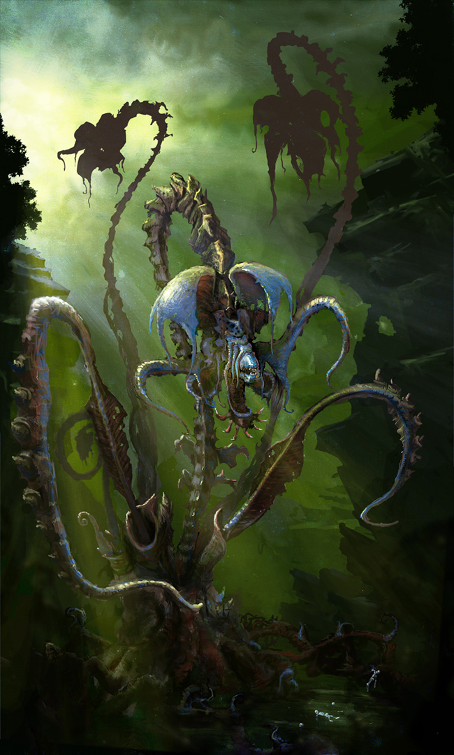 Rift Contest: Colossus of Life by daedalus2k