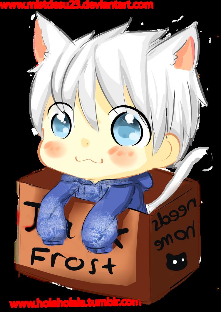 Jack Frost by mistdesu23