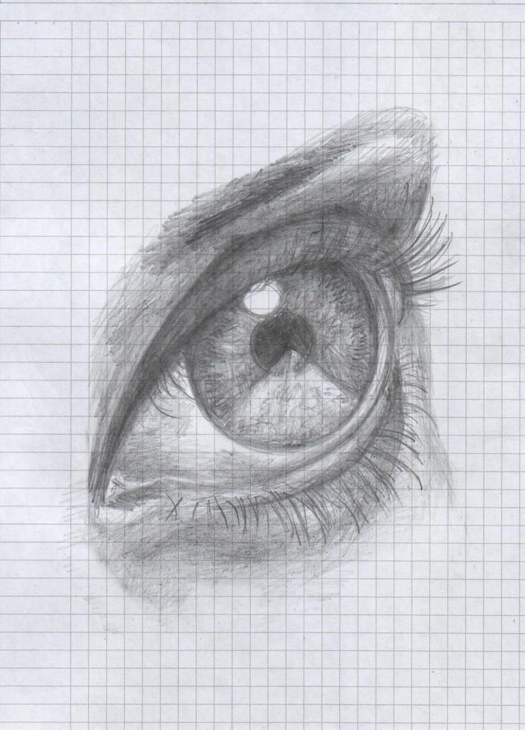 eye by katusha