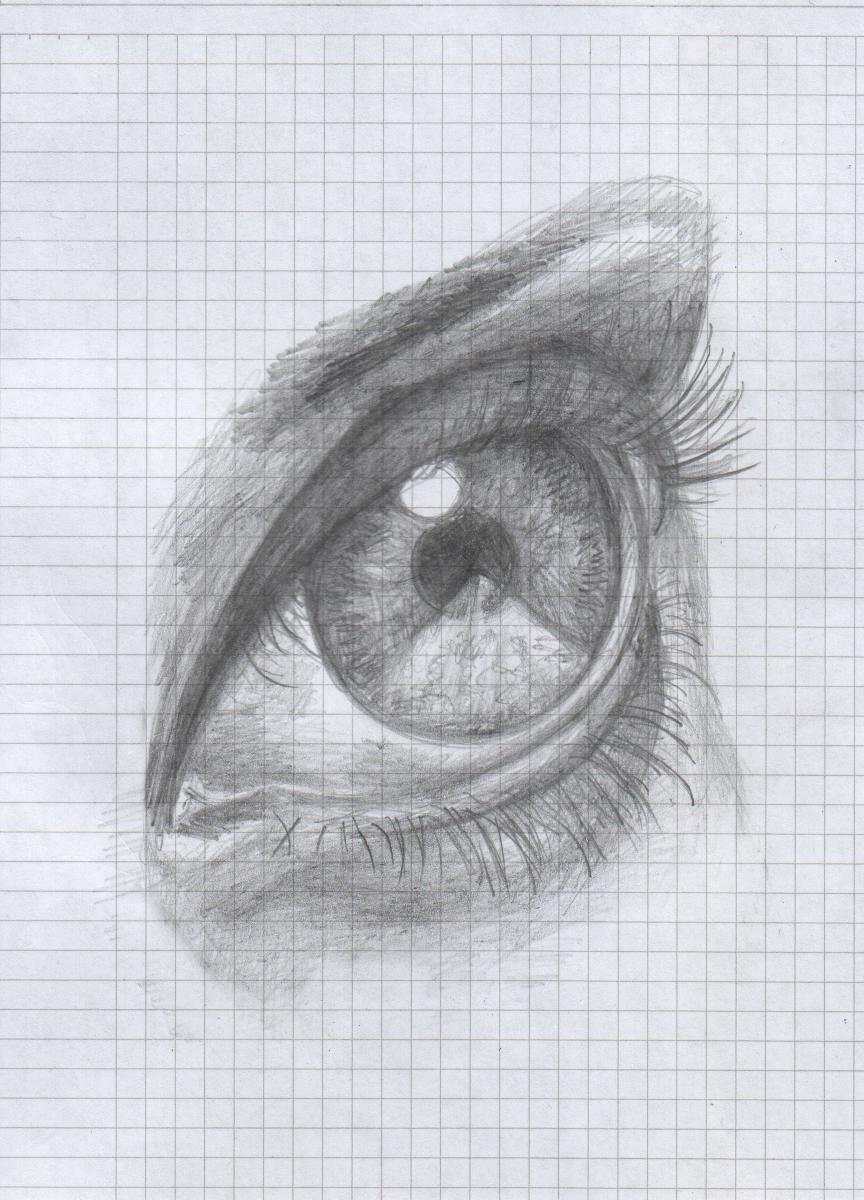 eye by katusha