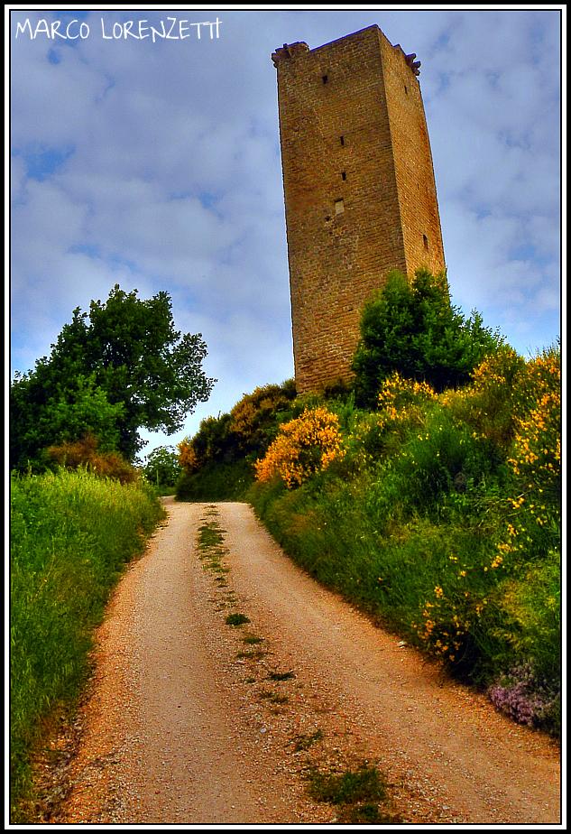 ALIFORNI DI SANSEVERINO MARCHE (MC) - THE TOWER by MarcoLorenzetti