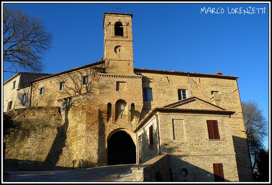MONTALFOGLIO DI SAN LORENZO IN CAMPO (PU) - GATE by MarcoLorenzetti