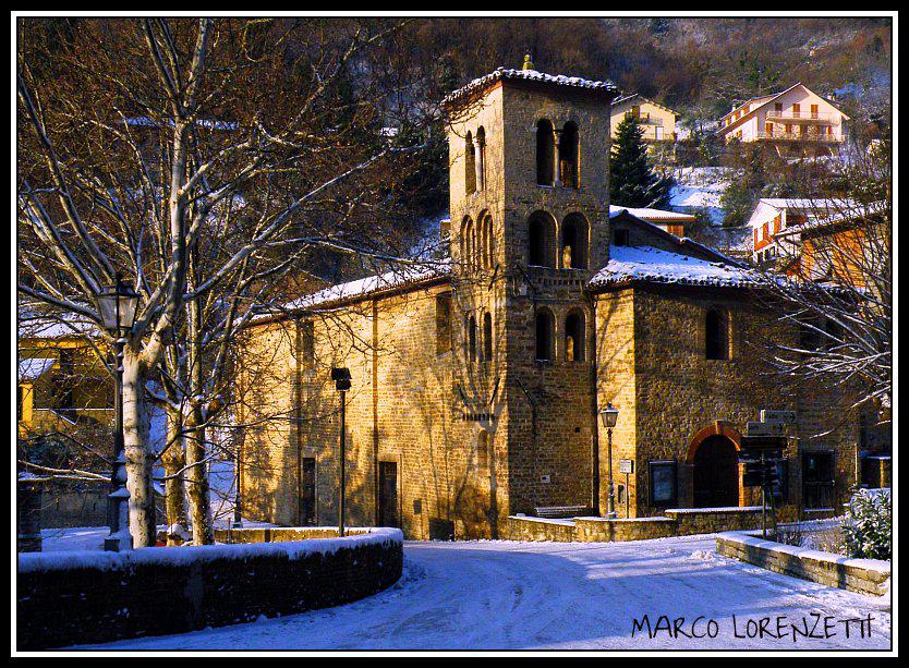 SERRA SAN QUIRICO (AN) - ST. MARIA DEL MERCATO by MarcoLorenzetti