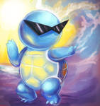 Boss Squirtle