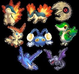 Pokemon Stock Images 2