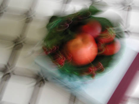 Fruits in motion