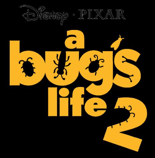 Disney And Pixar A Bug S Life 2 Logo By Tlrobben144 On Deviantart