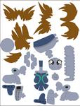 Fallout Equestria LittlePip Pattern by Blubaxp