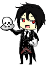Itty Bitty Sebastian by EweRox