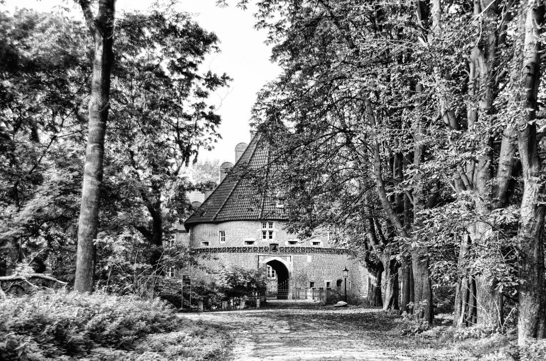 Schloss Bladenhorst by schlafengehen