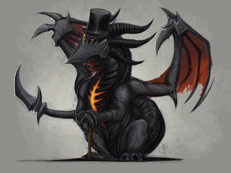 deathwing like a sir