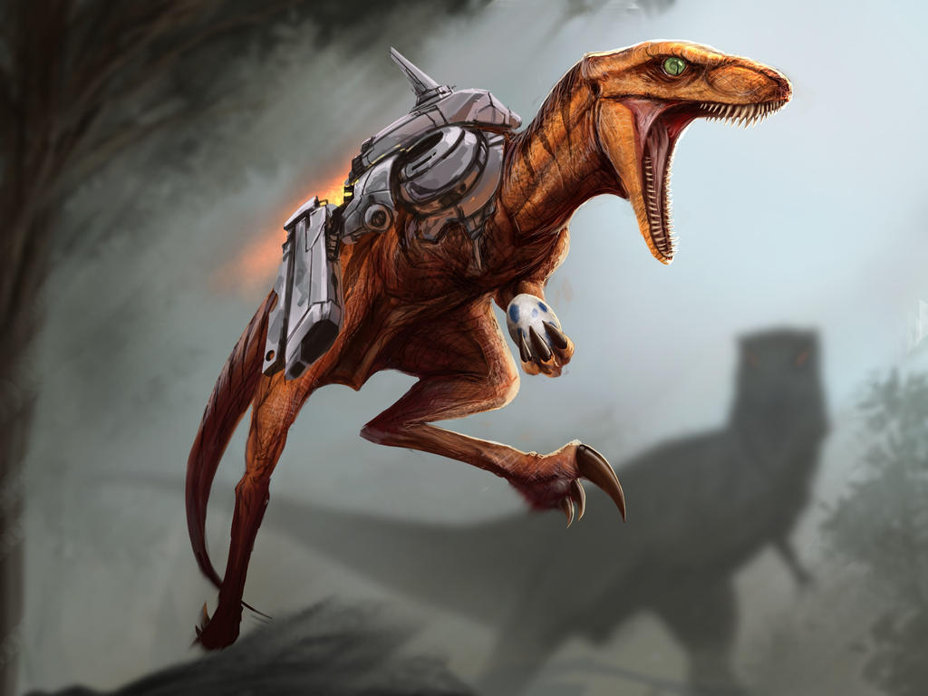 Nanosaur by Tapwing