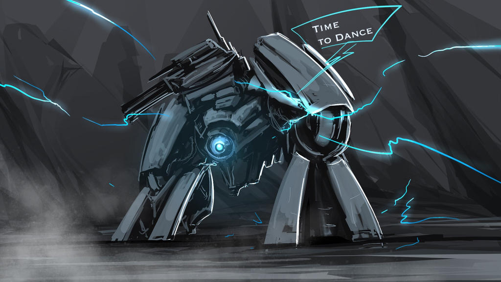 Electric Shock! by Tapwing