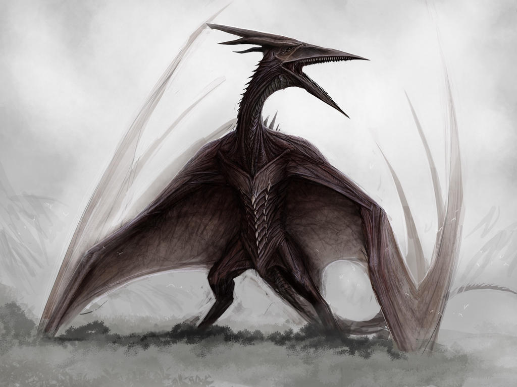 Rodan by Tapwing on DeviantArt