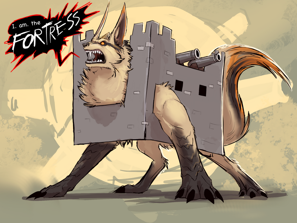 All the fortress! by Tapwing