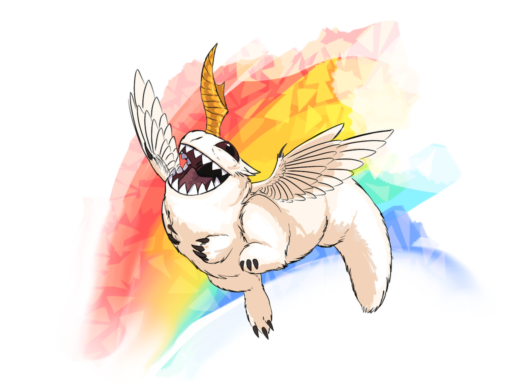Rainbows! by Tapwing