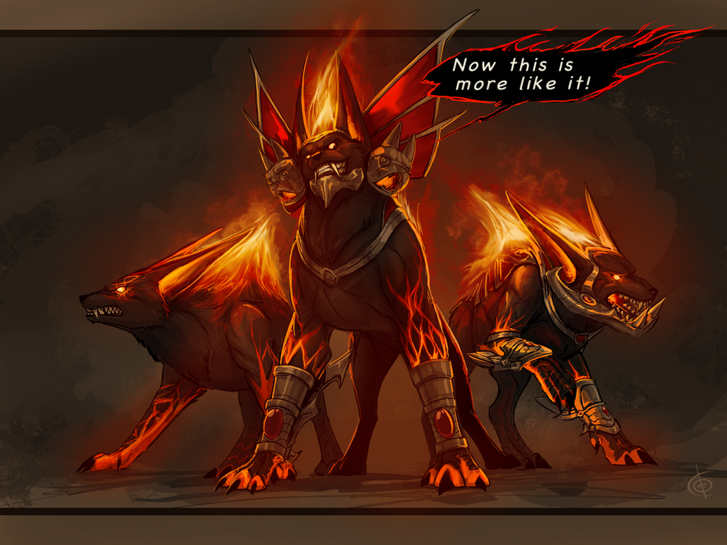 Flaming Awesome by Tapwing