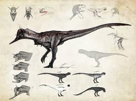 Neurotenic Carnotaurus