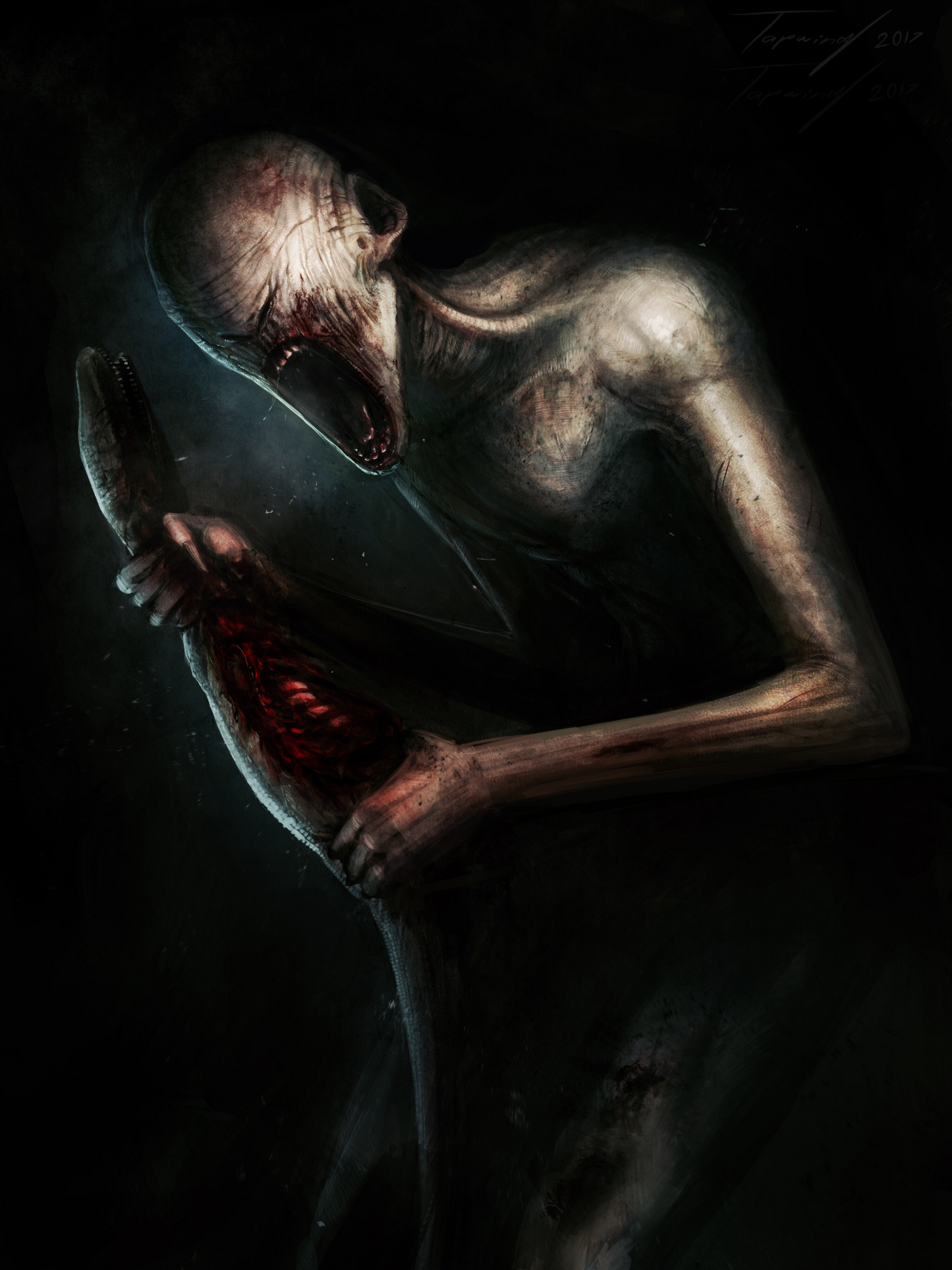 Cannibal by Tapwing