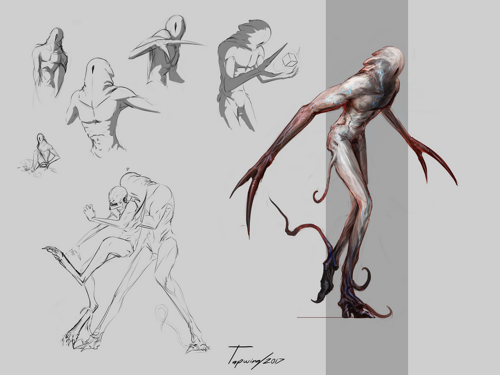 Mother of cannibals by Tapwing