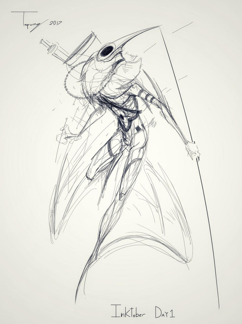 Mercury the swift by Tapwing