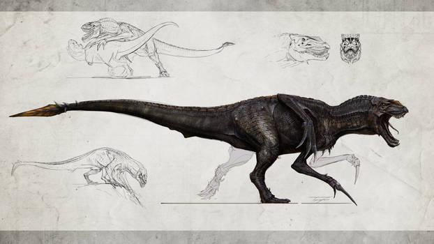Tyrannosauroidea Matriarch