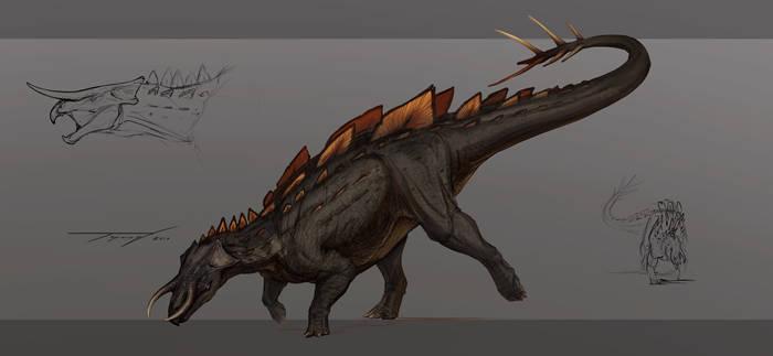 :stegoceratop V2: