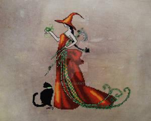 Ana In Orange