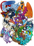 Skylanders: ''Dragons Unite!''