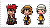kid x luffy x law  Stamp by MellcatNinA