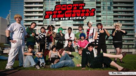 Scott Pilgrim VS Everybody by Negalmuur