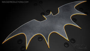 Character Themed Batman Logo: Batman ver
