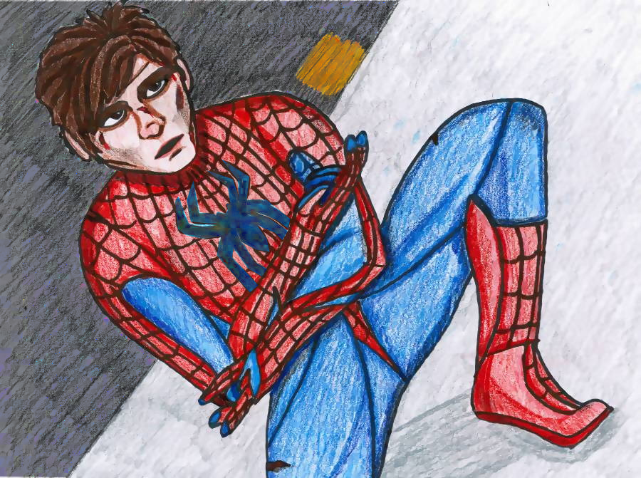 The Amazing Spider-man by Chrisily