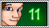 11 Stamp by Chrisily