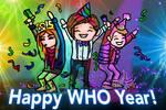 Happy WHO Year!