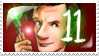 11th Doctor Stamp by Chrisily