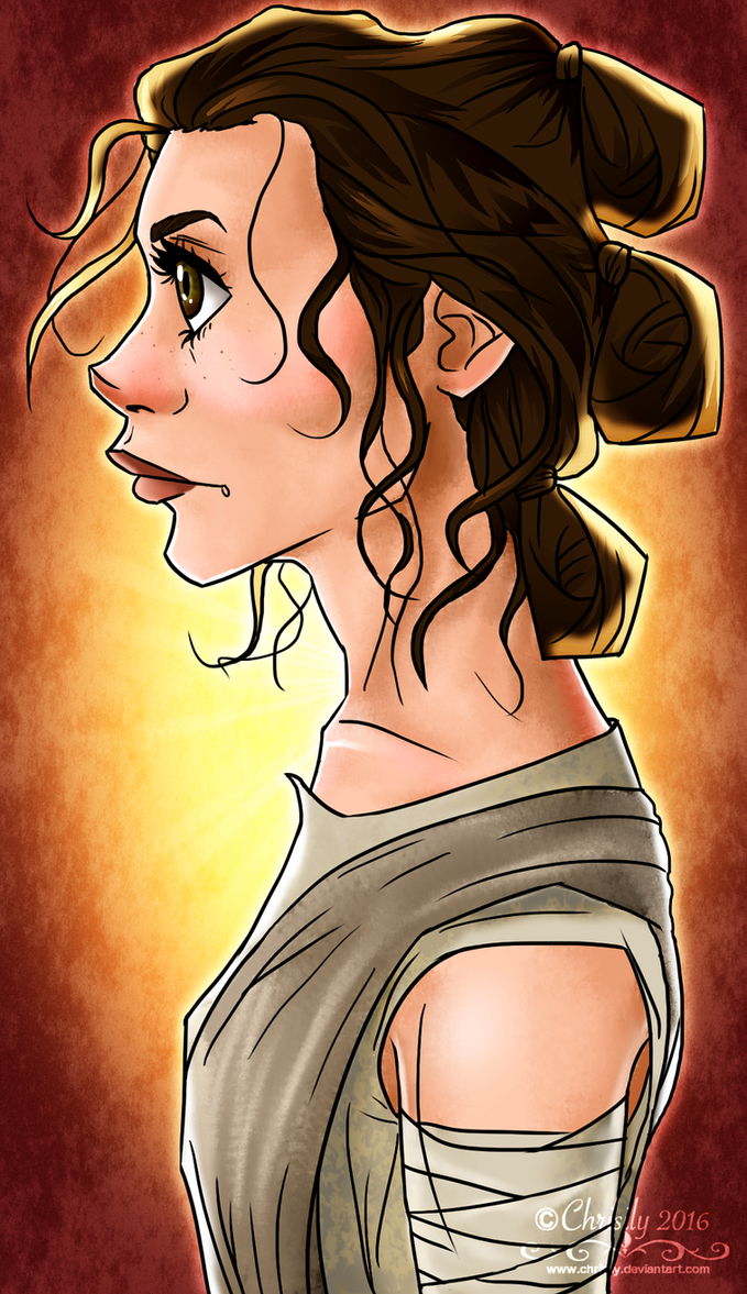 Rey by Chrisily