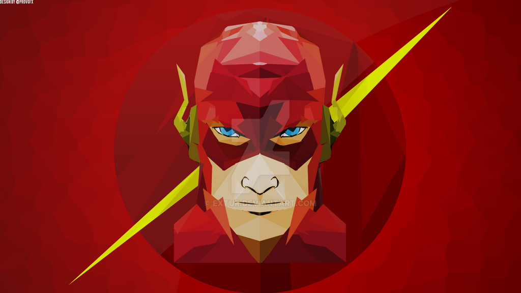 Flash Wallpaper By Extur