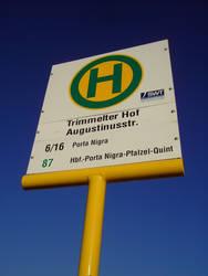 Stock: Bus Stop THA