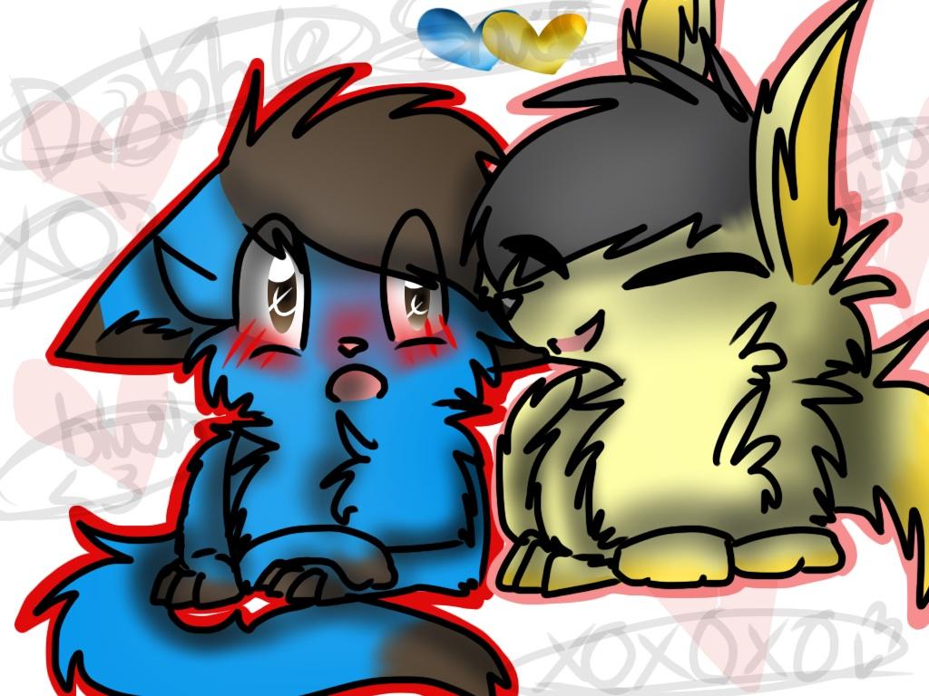Doudil40 by Pokemonrules90 on DeviantArt  Doudil40