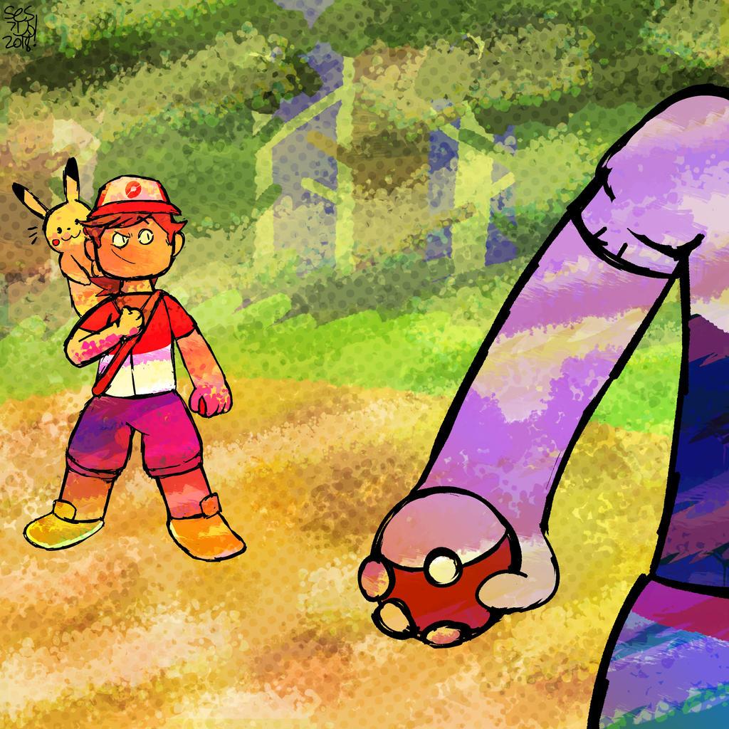 Pokemon: Let's Go! by selom13