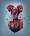 Filipa - The flower philosopher