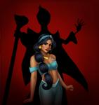 Jasmine and Jafar